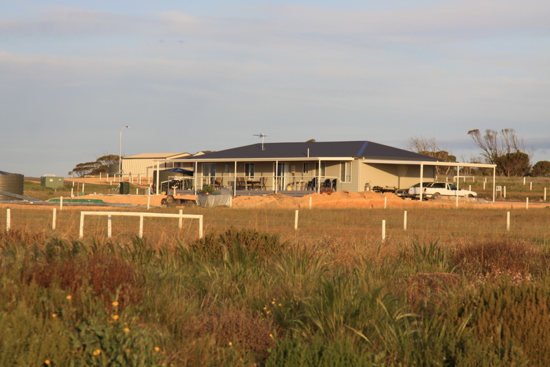 Established Houses in the New Ceduna Waters